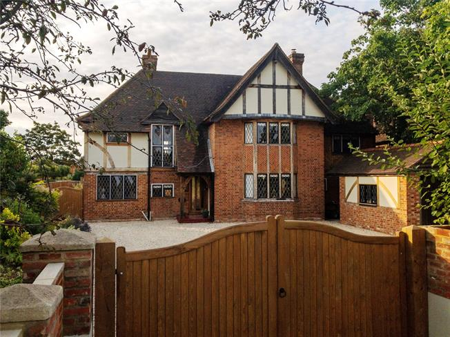 Offers in excess of £1,190,000, 5 Bedroom Detached House For Sale in Maidenhead, SL6