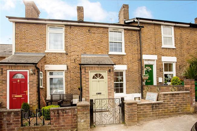 Guide Price £395,000, 2 Bedroom Terraced House For Sale in Berkshire, SL6