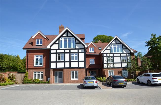 Asking Price £584,950, 2 Bedroom Flat For Sale in Maidenhead, SL6