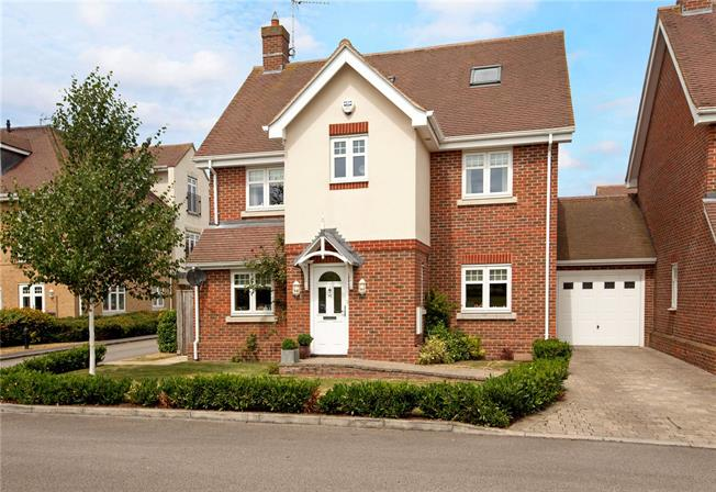Guide Price £679,950, 5 Bedroom Detached House For Sale in Berkshire, SL6