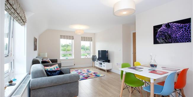 Fixed Price £300,000, 2 Bedroom Flat For Sale in Maidenhead, SL6