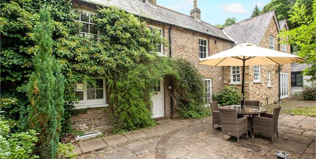 Guide Price £1,195,000, 4 Bedroom House For Sale in Buckinghamshire, SL1