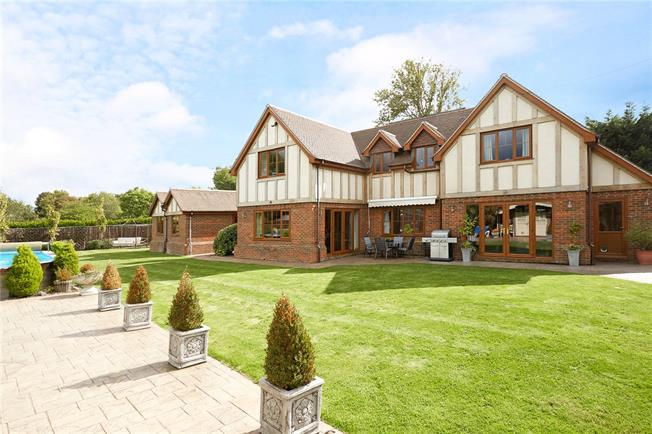 Offers in excess of £2,000,000, 4 Bedroom Detached House For Sale in Maidenhead, Berkshire, SL6