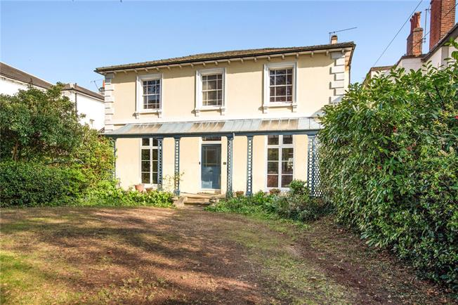 Guide Price £1,375,000, 5 Bedroom Detached House For Sale in Berkshire, SL6