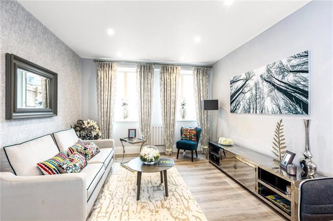 Asking Price £249,950, 1 Bedroom Flat For Sale in Berkshire, SL6