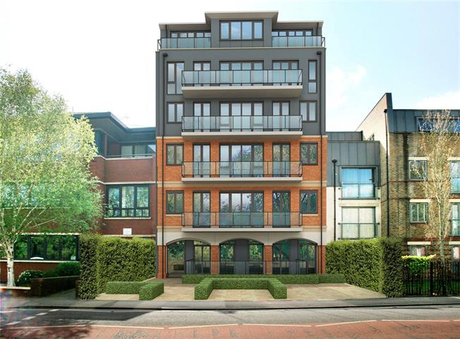 Asking Price £292,500, 1 Bedroom Flat For Sale in Maidenhead, SL6
