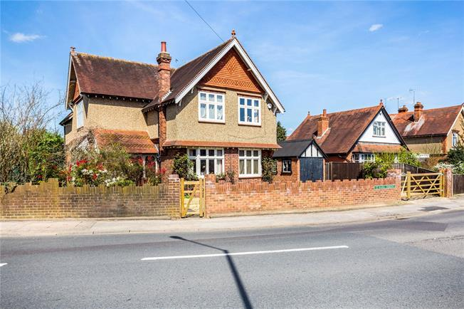Offers in excess of £900,000, 4 Bedroom Detached House For Sale in Berkshire, SL6
