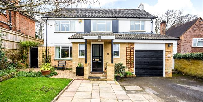 Offers in excess of £865,000, 4 Bedroom Detached House For Sale in Maidenhead, SL6