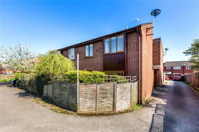 Offers in excess of £300,000, 2 Bedroom House For Sale in Burnham, SL1