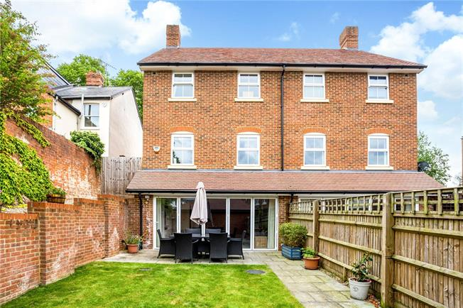 Offers in excess of £650,000, 4 Bedroom Semi Detached House For Sale in Berkshire, SL6