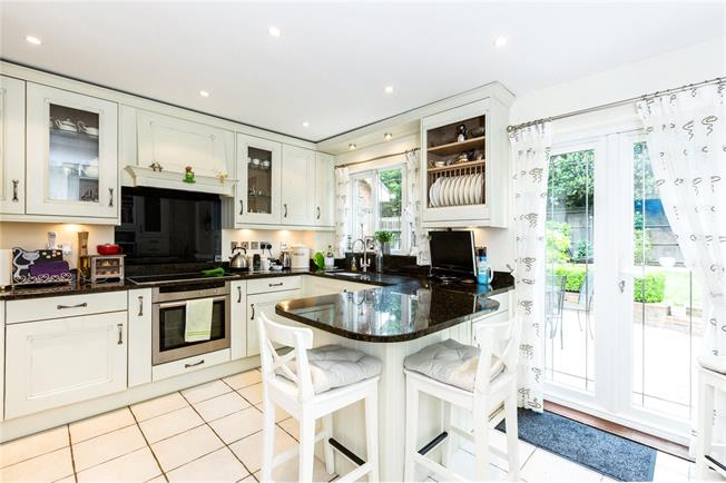 Offers in excess of £700,000, 4 Bedroom Detached House For Sale in Maidenhead, SL6