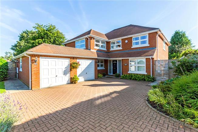 Offers in the region of £1,250,000, 5 Bedroom Detached House For Sale in Burnham, SL1