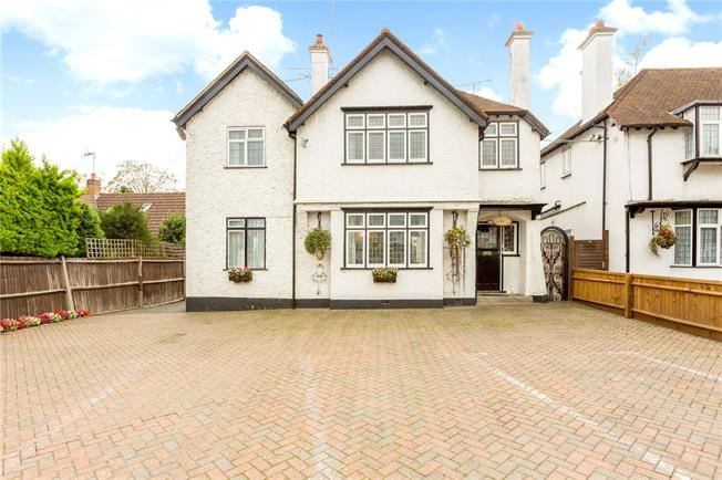 Offers in excess of £850,000, 10 Bedroom Detached House For Sale in Maidenhead, SL6