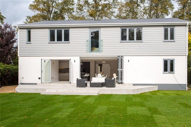 Offers in excess of £1,500,000, 5 Bedroom Detached House For Sale in Maidenhead, SL6