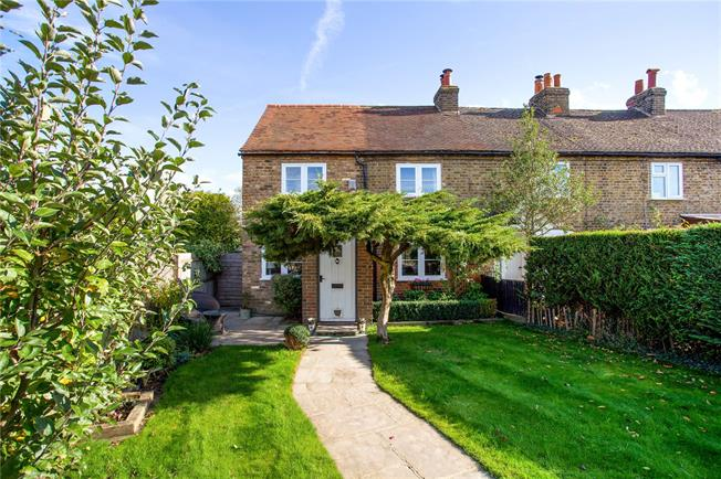 Offers in excess of £500,000, 3 Bedroom Semi Detached House For Sale in Holyport, SL6