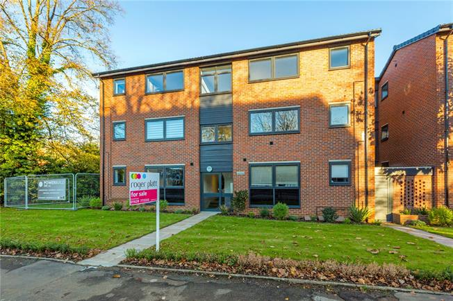 Asking Price £225,000, 1 Bedroom Flat For Sale in Maidenhead, SL6