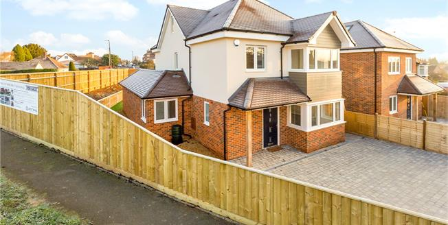 Asking Price £895,000, 4 Bedroom Detached House For Sale in Maidenhead, SL6