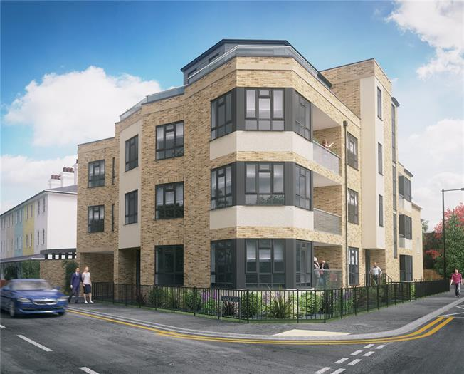 Asking Price £254,950, 1 Bedroom Flat For Sale in Maidenhead, SL6