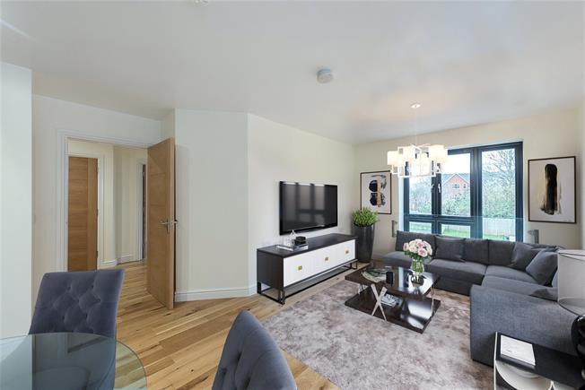 Asking Price £285,000, 1 Bedroom Flat For Sale in Berkshire, SL6