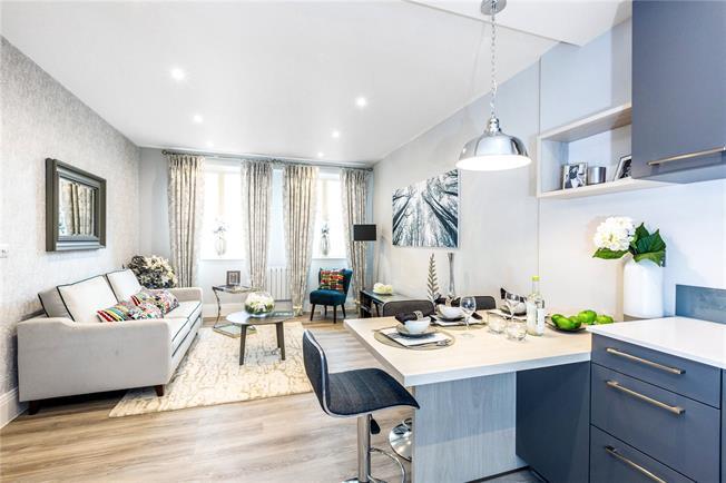 Asking Price £349,950, 2 Bedroom Flat For Sale in Berkshire, SL6