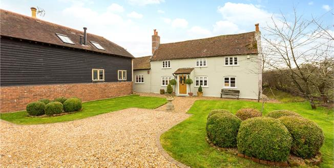 Guide Price £1,500,000, 4 Bedroom Detached House For Sale in Wokingham, RG40
