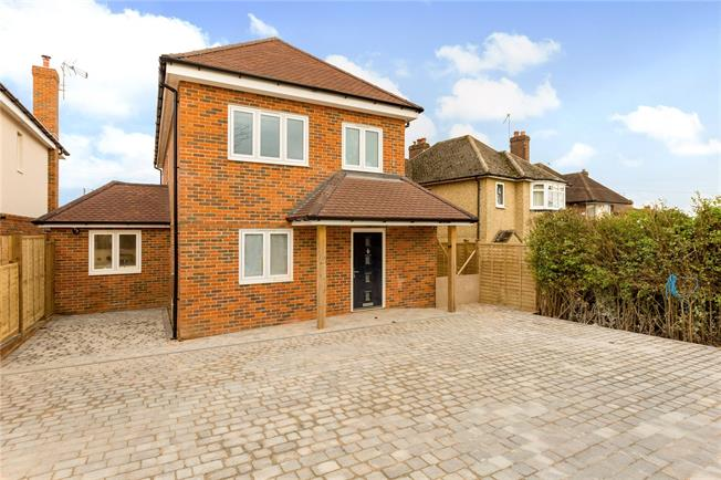 Asking Price £875,000, 4 Bedroom Detached House For Sale in Maidenhead, SL6