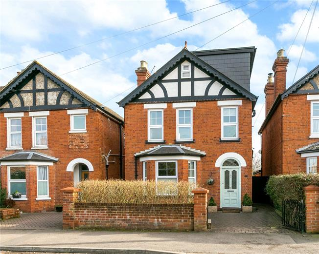 Offers in excess of £750,000, 4 Bedroom Detached House For Sale in Maidenhead, SL6