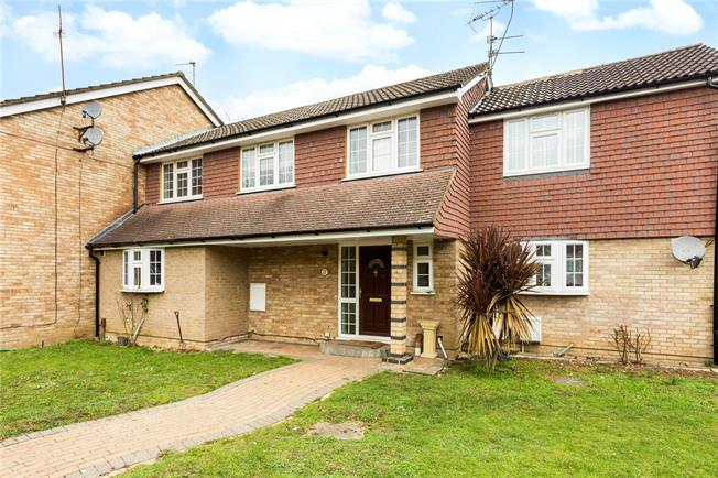 Guide Price £539,950, 4 Bedroom Terraced House For Sale in Berkshire, SL6