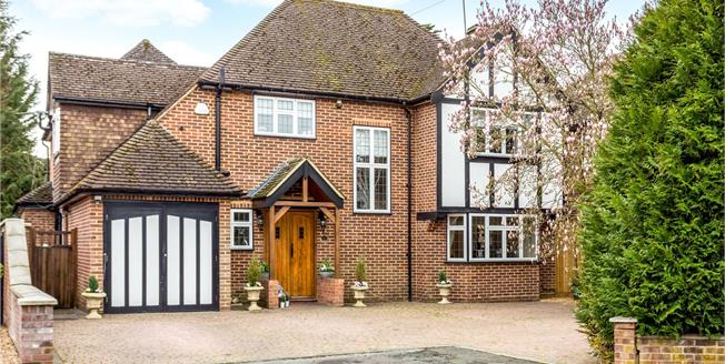 Offers in excess of £850,000, 4 Bedroom Detached House For Sale in Burnham, SL1