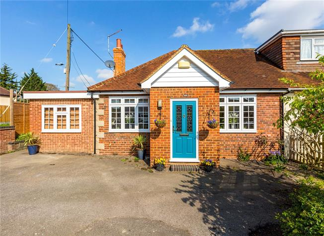 Guide Price £425,000, 2 Bedroom Semi Detached House For Sale in Berkshire, SL6
