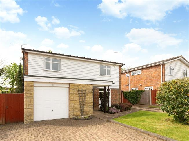 Guide Price £675,000, 4 Bedroom Detached House For Sale in Burnham, SL1