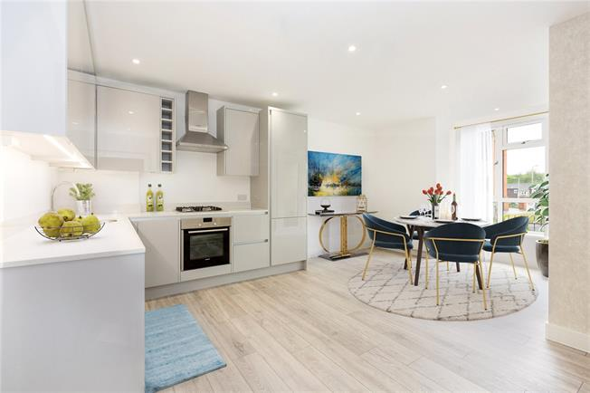 Asking Price £269,950, 1 Bedroom Flat For Sale in Maidenhead, SL6