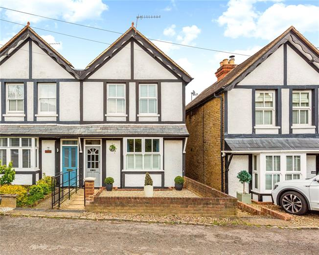 Guide Price £600,000, 3 Bedroom End of Terrace House For Sale in Cookham, Maidenhead, SL6