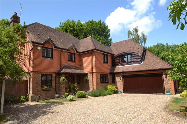 Offers in excess of £1,250,000, 5 Bedroom Detached House For Sale in Berkshire, SL6