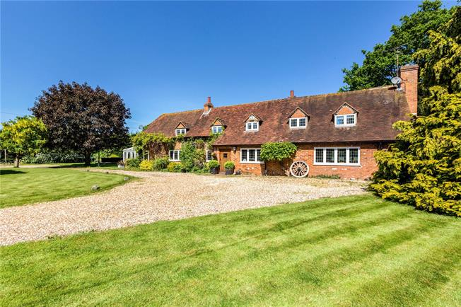 Offers in excess of £1,250,000, 5 Bedroom Detached House For Sale in Reading, RG10