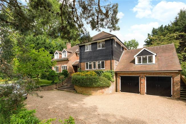 Offers in excess of £1,500,000, 5 Bedroom Detached House For Sale in Taplow, SL6