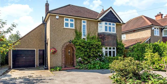 Offers in excess of £700,000, 3 Bedroom Detached House For Sale in Maidenhead, SL6