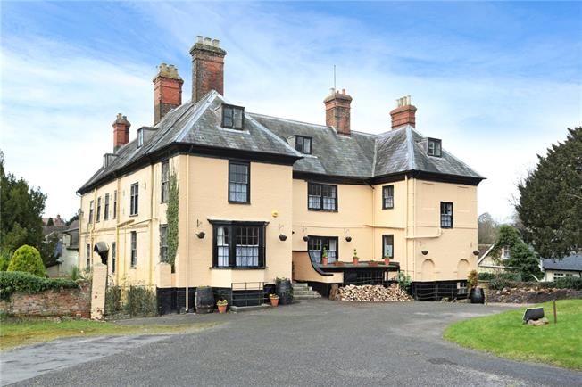 Guide Price £625,000, 7 Bedroom Semi Detached House For Sale in Wiltshire, SN8