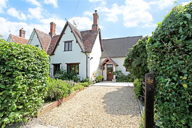 Guide Price £440,000, 4 Bedroom Semi Detached House For Sale in Compton Bassett, SN11