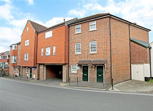 Guide Price £260,000, 3 Bedroom Terraced House For Sale in Marlborough, SN8