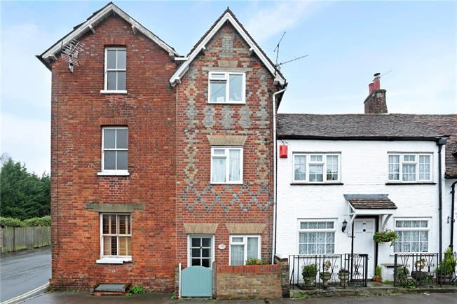 Guide Price £250,000, 2 Bedroom Terraced House For Sale in Wiltshire, SN8