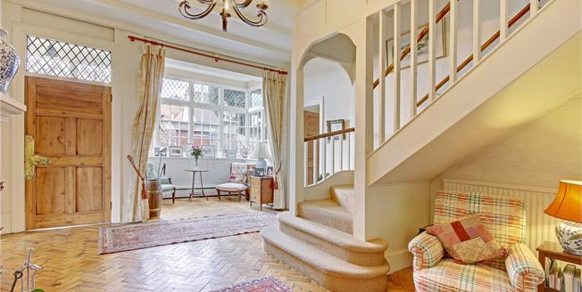 Guide Price £945,000, 6 Bedroom Detached House For Sale in Marlborough, SN8