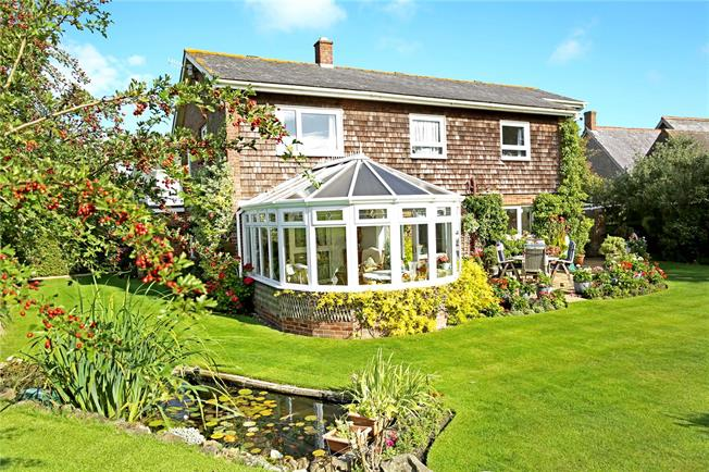Guide Price £445,000, 4 Bedroom Detached House For Sale in West Lavington, SN10