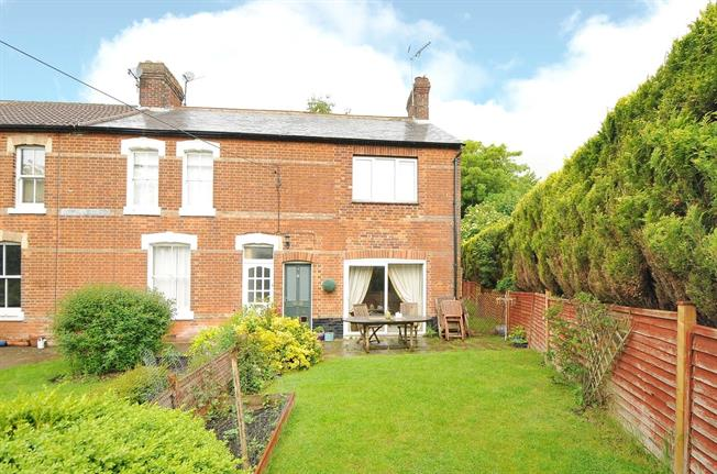 Guide Price £285,000, 3 Bedroom Semi Detached House For Sale in Marlborough, Wiltshire, SN8