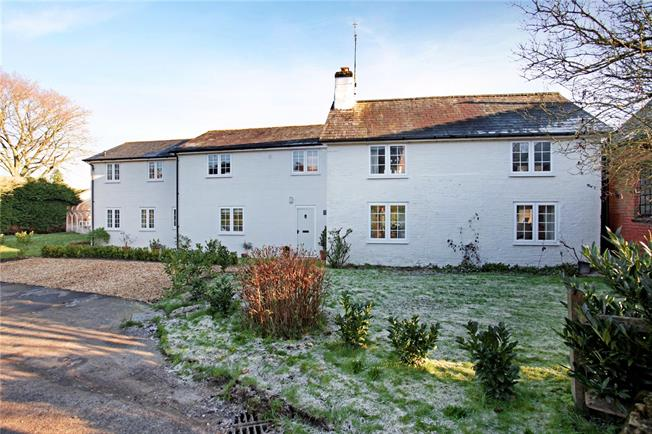 Guide Price £695,000, 4 Bedroom Detached House For Sale in Wiltshire, SN8