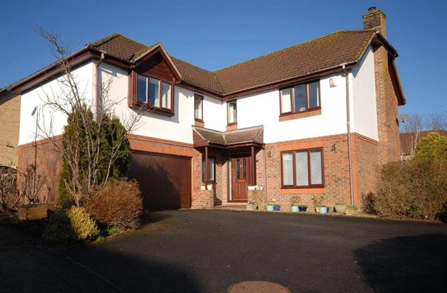 Guide Price £575,000, 5 Bedroom Detached House For Sale in Wiltshire, SN8