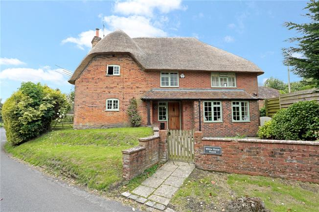 Guide Price £995,000, 5 Bedroom Detached House For Sale in Marden, SN10
