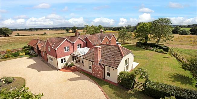 Guide Price £1,200,000, 5 Bedroom Detached House For Sale in Potterne, SN10