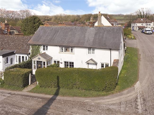Guide Price £368,000, 3 Bedroom Semi Detached House For Sale in Ogbourne St. George, SN8