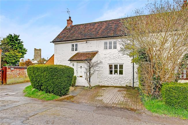 Guide Price £400,000, 3 Bedroom Semi Detached House For Sale in Aldbourne, SN8